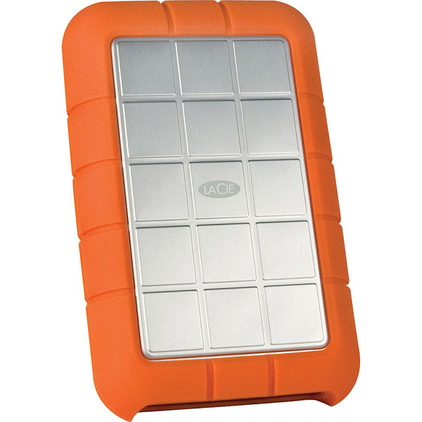 LaCie Rugged Triple 500GB USB 3.0 & Firewire لسی 500 گیگابایت - Rugged Triple