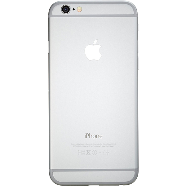 iPhone 6 128GB Silver LL/A
