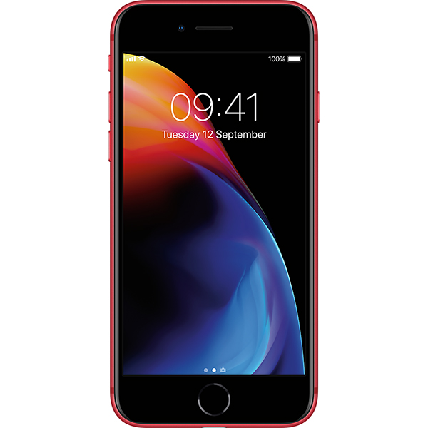 iPhone 8 64GB - Red (Product) آیفون 8 64 گیگابایت قرمز