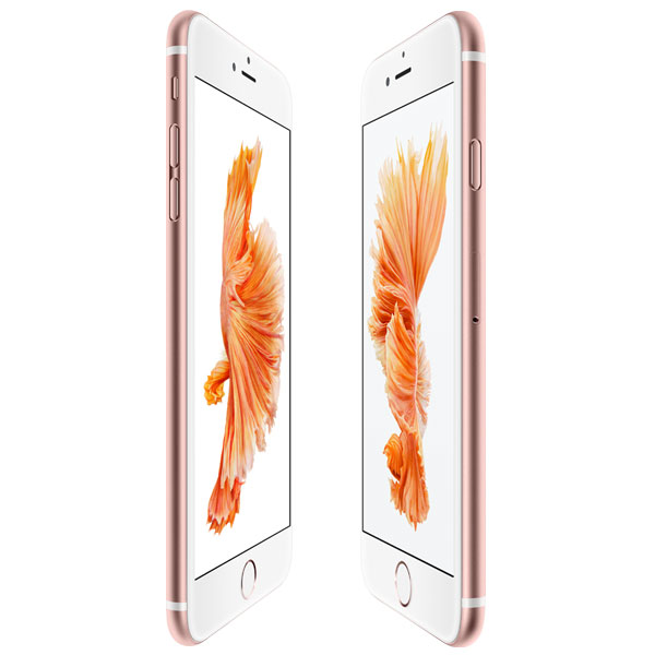 iPhone 6s 64GB Rose Gold LL/A آیفون 6 اس 64 گیگابایت رزگلد پارت آمریکا