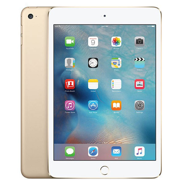iPad mini 4 WiFi 64GB Gold