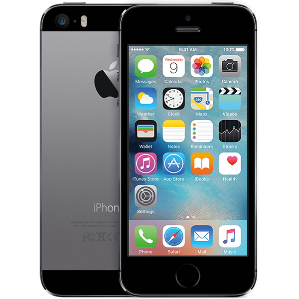 iPhone 5s 32GB Silver LL/A آیفون 5 اس 32 گیگابایت نقره ای پارت آمریکا