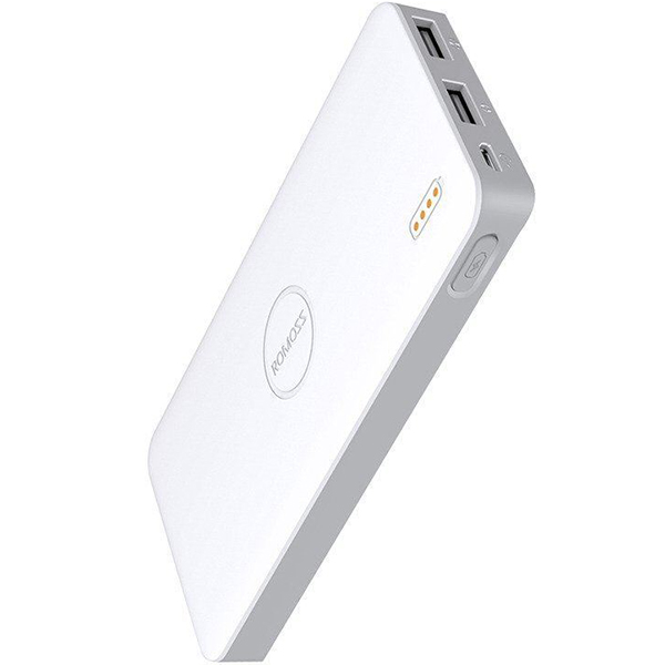 PowerBank Romoss Polymos 10 Air 10000mAh - White