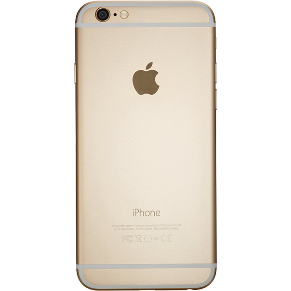 iPhone 6 128GB Gold LL/A