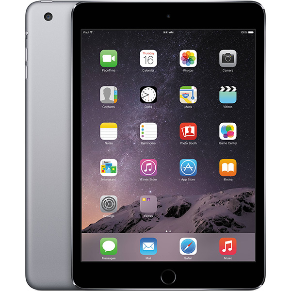 iPad mini 3 WiFi 64GB Space Gray