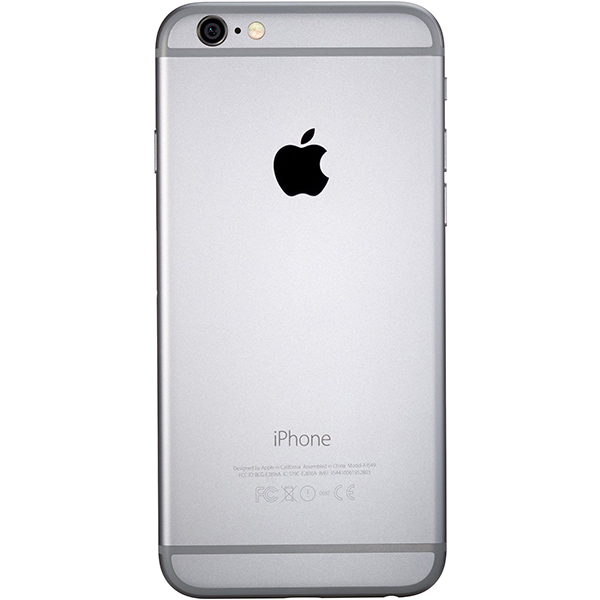 iPhone 6 Plus 128GB Space Gray LL/A