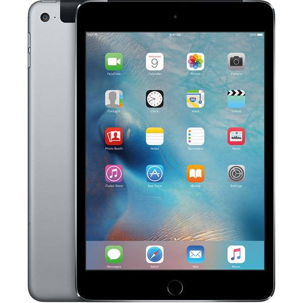 iPad mini 4 WiFi/4G 32GB Space Gray