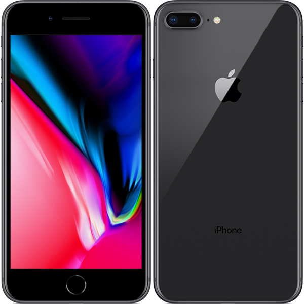 iPhone 8 Plus 256GB - Space Gray