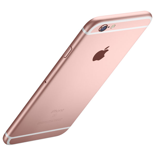 iPhone 6s 32GB Rose Gold LL/A آیفون 6 اس 32 گیگابایت رزگلد پارت آمریکا