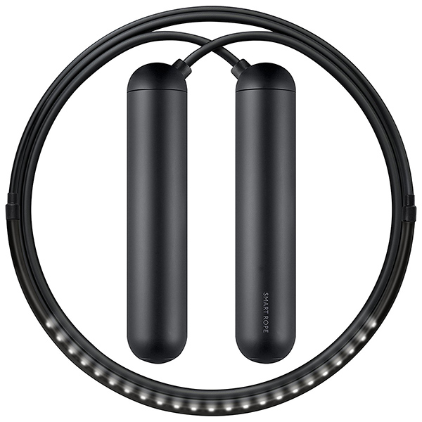 Tangram Smart Rope Medium Size - Black