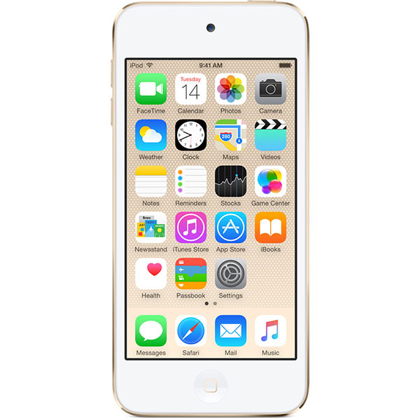 iPod Touch 6th Generation 32GB Gold