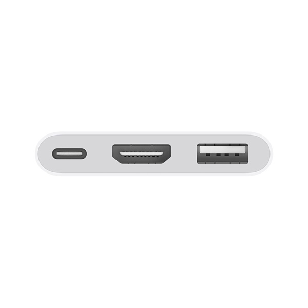 Apple USB-C Digital AV Multiport Adapter (USB-C to HDMI) اپل کیت آداپتور تبدیل USB-C به HDMI