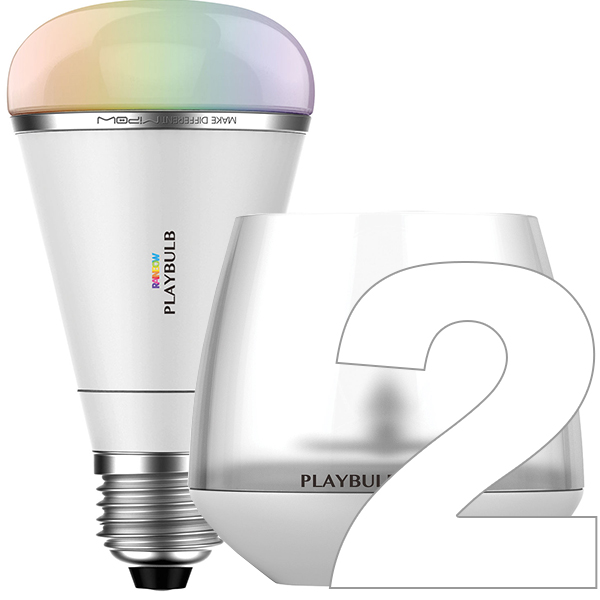 Mipow Playbulb + 2Candle + 2Rainbow - TZ2