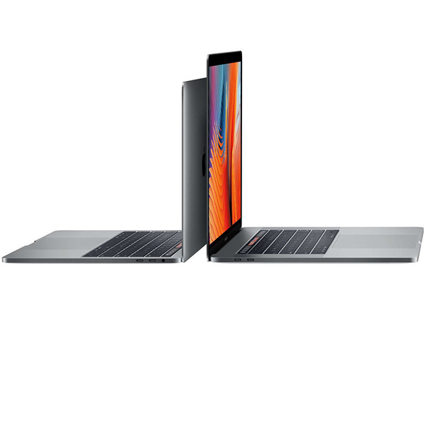 Macbook Pro MNQG2 13 inch Retina with Touch Bar and Touch ID i5, 8GB, 512GB - Silver مک بوک پرو 13 اینچ رتینا i5 مدل MNQG2 هارد 512 گیگابایت SSD نقره ای