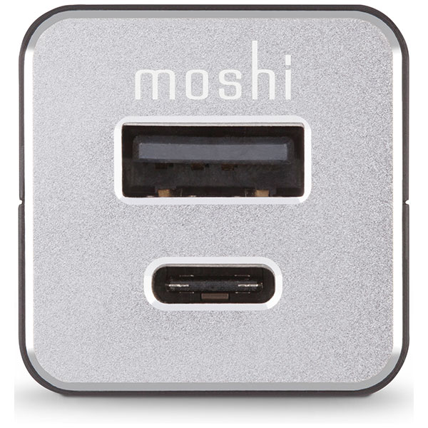 Moshi USB-C Car Charger موشی مدل USB-C Car Charger