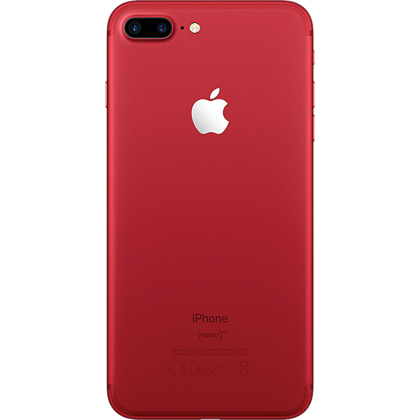 iPhone 7 Plus 128GB Red (PRODUCT) Special Edition