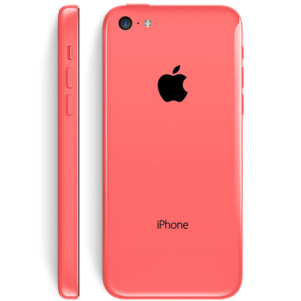 iPhone 5c 8GB Yellow LL/A آیفون 5 سی 8 گیگابایت زرد پارت آمریکا