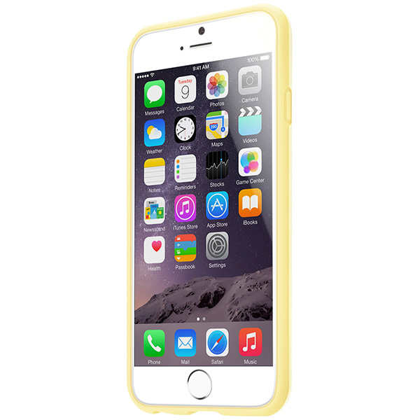 Laut PASTEL For iPhone 6 and 6s - Sherbet لاوت - پاستل مخصوص آیفون 6 و 6s - زرد