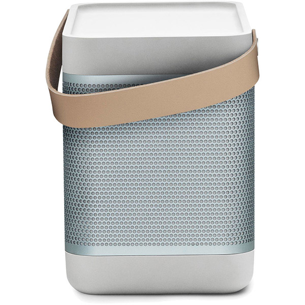 Speaker Bang and Olufsen Beoplay Beolit 15 Bluetooth Speaker - Polar Blue with Leather Handle اسپیکر بنگ اند آلفسن بلوتوث مدل Beoplay BEOLIT 15 آبی