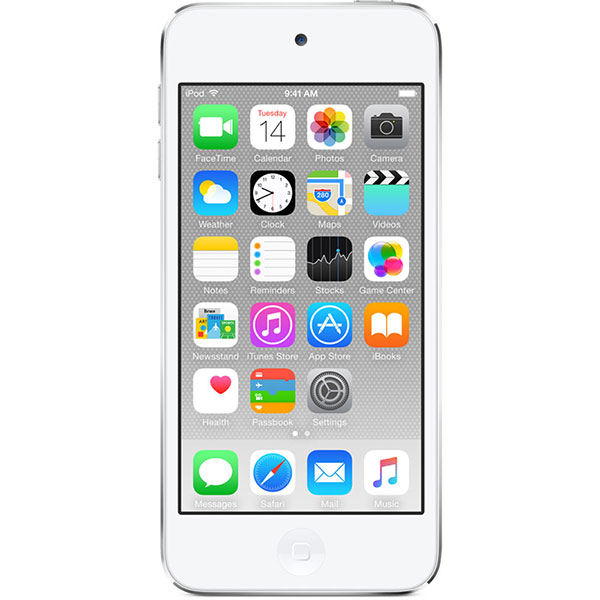 iPod Touch 6th Generation 64GB Silver