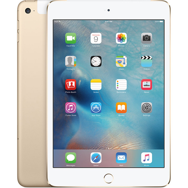 iPad mini 4 WiFi/4G 32GB Gold
