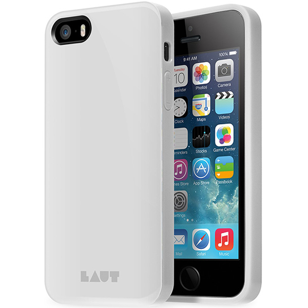 Laut HUEX For iPhone 5 and 5s - White