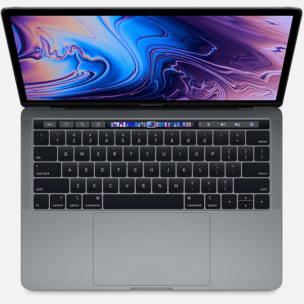 """Macbook Pro 13"""" MR9Q2 (2018) Retina with Touch Bar and Touch ID i5, 8GB, 256GB - Space Gray"""