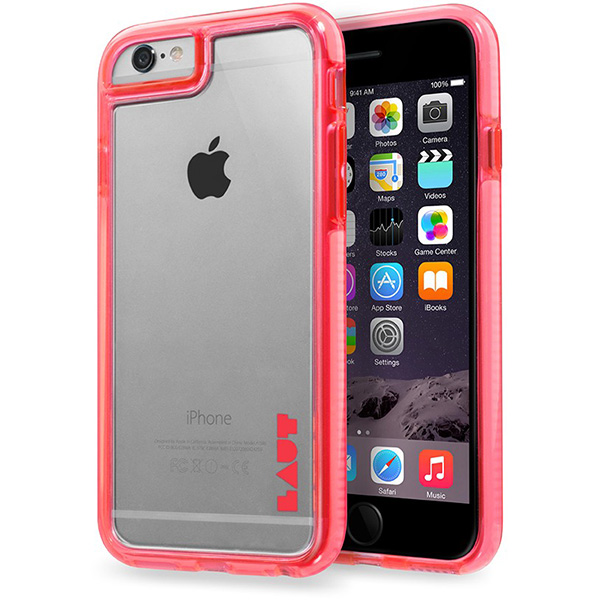 Laut FLURO For iPhone 6 and 6s - Pink