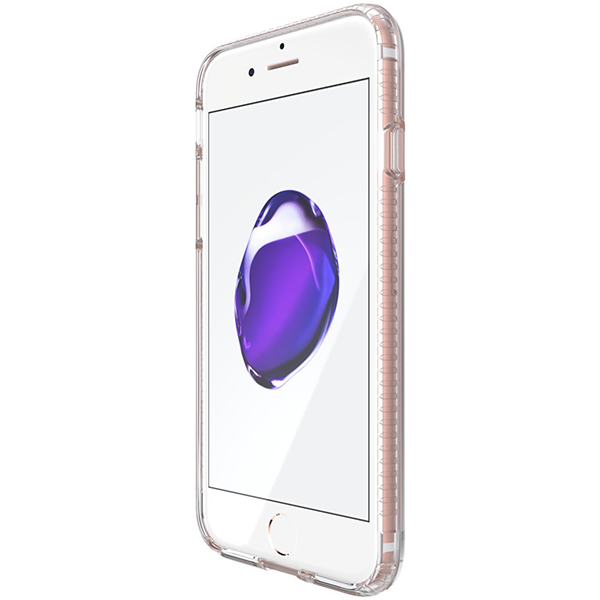 Tech21 iPhone 7 Impact Clear - Clear تک 21 کیس آیفون مدل Impact Clear مخصوص آیفون 7 - شفاف