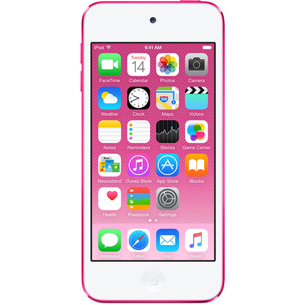 iPod Touch 6th Generation 128GB Silver آیپاد تاچ نسل ششم 128 گیگابایت نقره ای