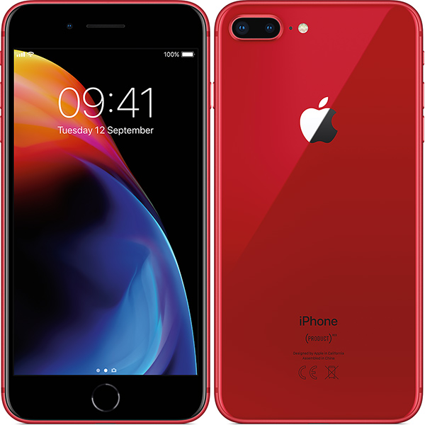 iPhone 8 Plus 64GB - Red (Product)