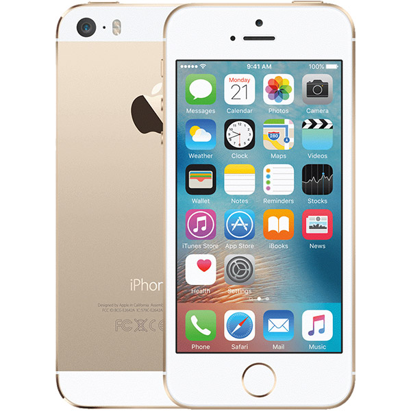 iPhone 5s 16GB Gold LL/A