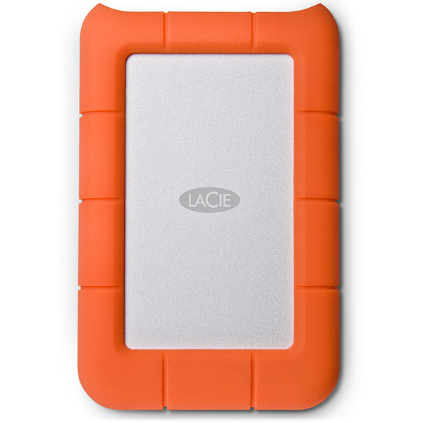 LaCie Rugged Mini USB 3.0 500GB - USB 3.0