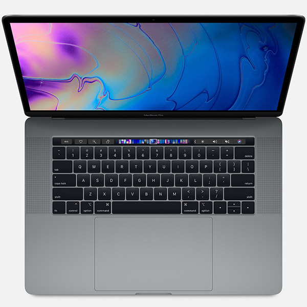"""Macbook Pro 15"""" MR942 (2018) Retina with Touch Bar and Touch ID i7, 16GB, 512GB - Space Gray"""