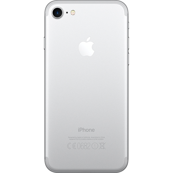 iPhone 7 128GB Silver آیفون 7 ظرفیت 128 گیگابایت نقره ای