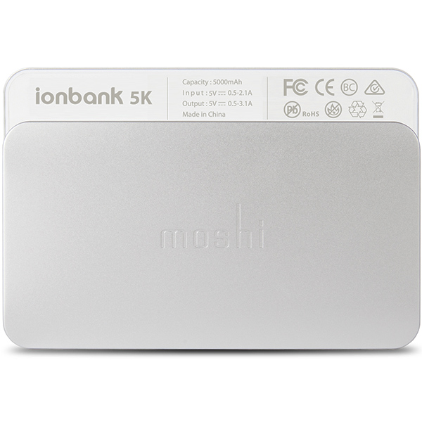 PowerBank Moshi Ionbank 5K with Lightning Connector 5000mAh