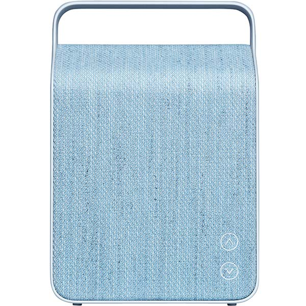 Speaker Vifa OSLO Compact Rechargeable Bluetooth Portable Speaker - Ice Blue