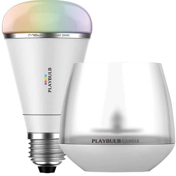 Mipow Playbulb + Candle + Rainbow - TZ1
