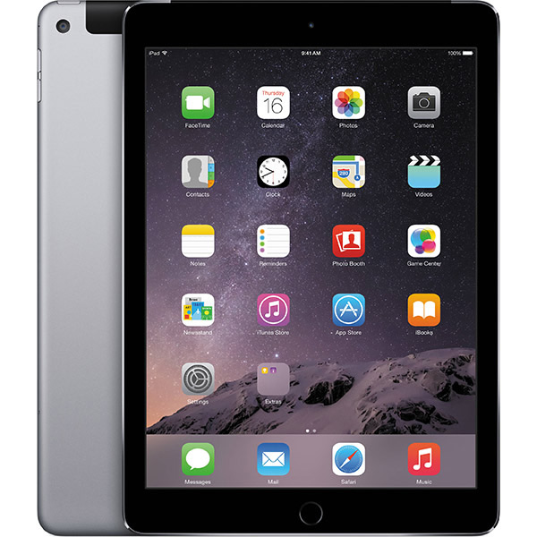 iPad (5th Gen) 32GB 4G/WiFi - Space Gray