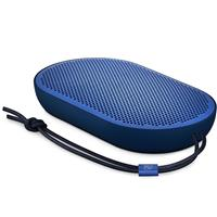 Speaker Bang and Olufsen Beoplay P2 Portable splash and dust resistant Bluetooth speaker - Royal Blue اسپیکر بنگ اند آلفسن پرتابل بلوتوث مدل Beoplay P2 Portable آبی