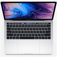 "Macbook Pro 13"" MR9V2 (2018) Retina with Touch Bar and Touch ID i5 8GB 512GB - Silver مک بوک پرو 13 اینچ 2018 رتینا i5 مدل MR9V2 هارد 512 گیگابایت SSD نقره ای"