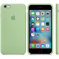 Apple Silicone Case For iPhone 6s Plus - Mint اپل سیلیکون کیس مخصوص آیفون 6s پلاس - سبز