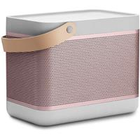 Speaker Bang and Olufsen Beoplay Beolit 15 Bluetooth Speaker - Shaded Rosa with Leather Handle اسپیکر بنگ اند آلفسن بلوتوث مدل Beoplay BEOLIT 15 رزگلد صورتی