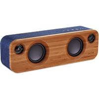 Speaker Marley GET TOGETHER MINI Portable Audio System - Denim اسپیکر مارلی پرتابل بلوتوث مدل GET TOGETHER MINI طرح Denim