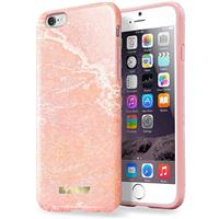 Laut HUEX ELEMENTS For iPhone 6 and 6s - Pink Marble لاوت - HUEX ELEMENTS مخصوص آیفون 6 و 6s - صورتی