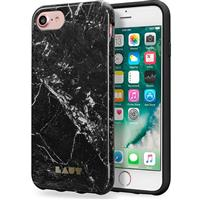 Laut HUEX Elements For iPhone 7 - Marble Black لاوت کیس آیفون مدل HUEX Elements مخصوص آیفون 7 طرح مشکی