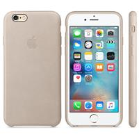 Apple Leather Case For iPhone 6s - Rose Gray اپل کیس چرم مخصوص آیفون 6s - رز گری